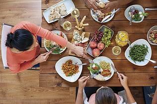 La alimentación en la crisis de la mediana edad