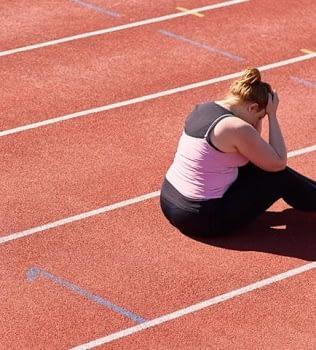 Perdiendo el juego vs la obesidad