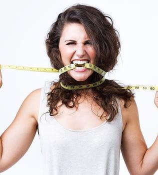 Baja de peso sin dejar de ser feliz