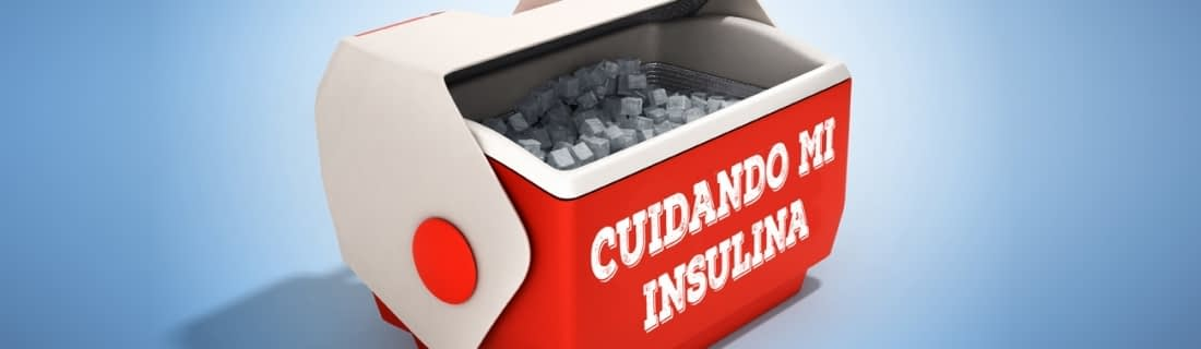 Cuidando mi insulina