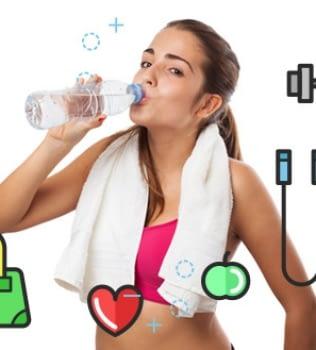 Quemando calorías en casa