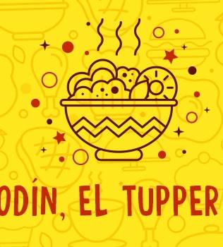 Menú godín, el tupper salvador