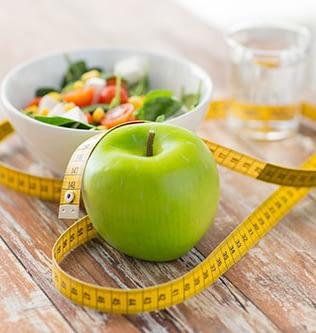 La dieta adecuada…