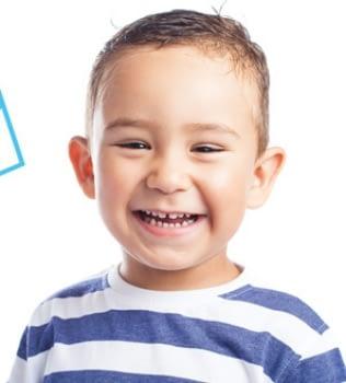 El cuidado dental del niño
