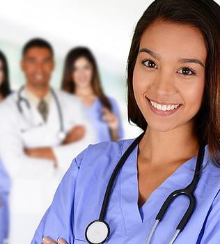 Arma tu equipo de profesionales de la salud