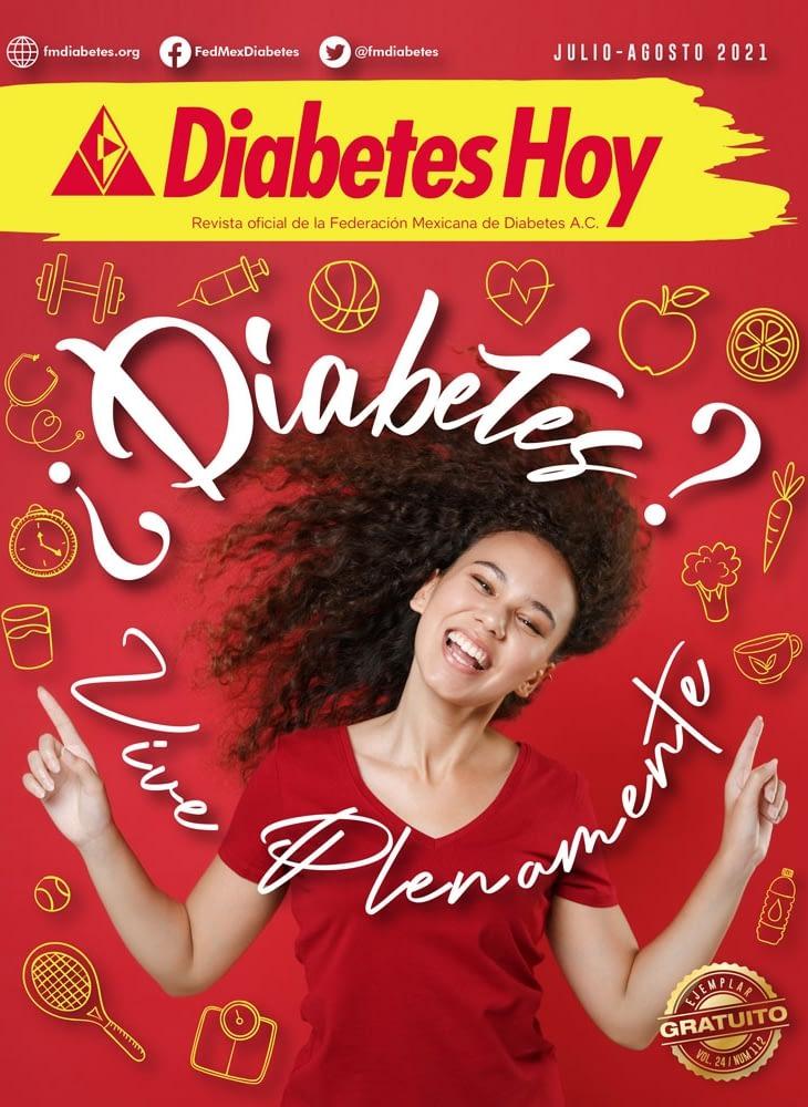 ¿Diabetes? Vive plenamente