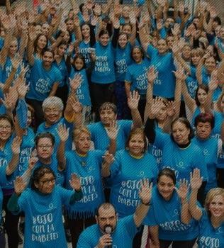 Se celebró el  Día Mundial de la Diabetes en México