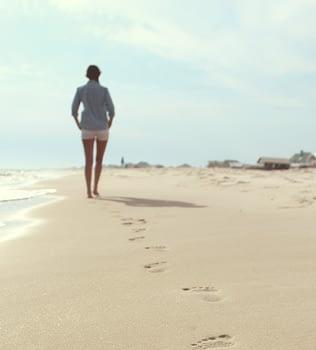 Calzado de Playa