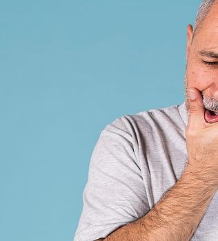 ¿Se puede comer sin dientes?