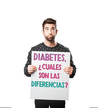 Diabetes ¿Cuales son las diferencias?