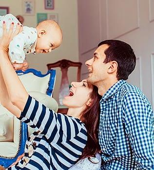 Papillas saludables para el bebé