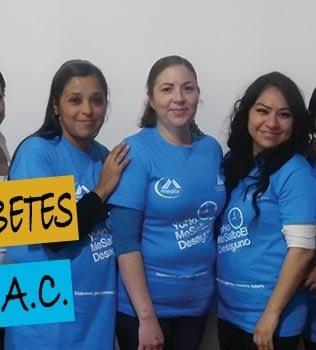 Asociación Mexicana de Diabetes en San Lu is Potosí, A.C.