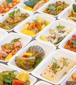 Este verano, ármate un buffet saludable